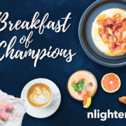 nlighten. Blog February 2017. Feedback - The Breakfast of Champions