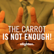 nlighten Blog_The Carrot is not enough. 19 April 2017
