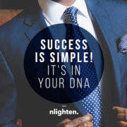 nlighten Blog_Success is Simple! It's in your DNA_25 May 2017