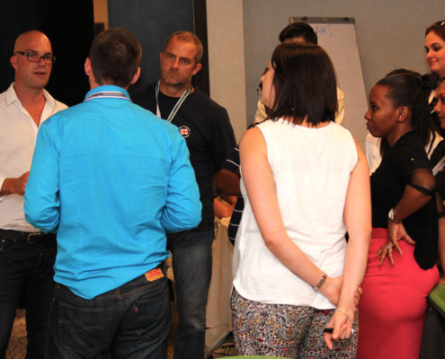 Experience Advantage workshop by nlighten