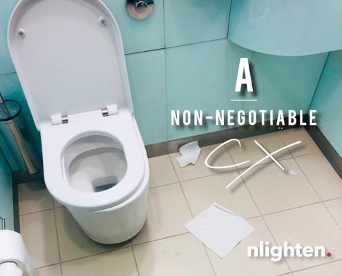 A non-negotiable customer experience_nlighten_article_2019