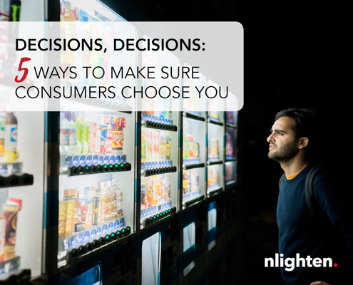 5 ways_consumer choice_nlighten article_May_2019