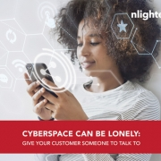 CYBERSPACE CAN BE LONELY_nlighten article_July_2019