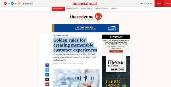 businesslive - nlighten Article July 2018