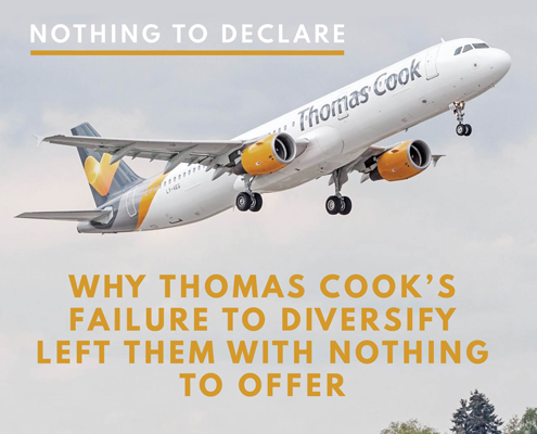Nothing to Declare: Thomas Cook preview