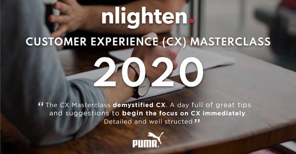 nlighten CX Masterclass 2020