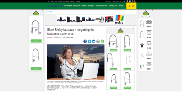Black Friday faux pas – forgetting the customer experience